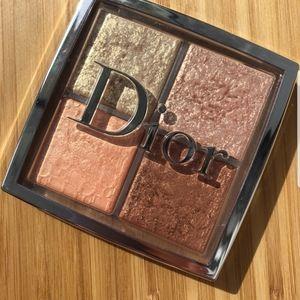 Dior palette in Glitz 2